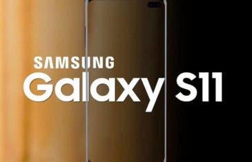 El Samsung Galaxy S11 podría llegar con una pantalla de 20:9