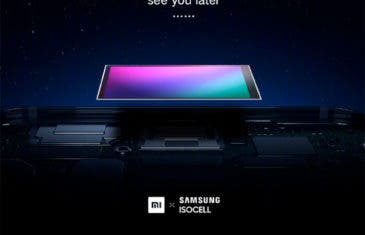 Cuatro teléfonos de Xiaomi llegarán con cámara de 108 megapíxeles