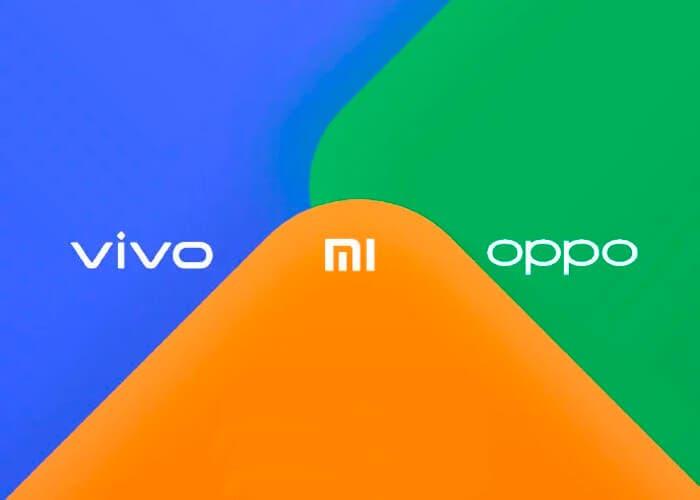 Xiaomi, Oppo y Vivo. Juntos para mejorar la transferencia de archivos de nuestro smartphone