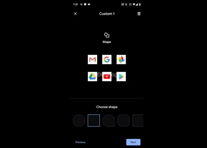 El editor de temas del Google Pixel 4 se luce en este video