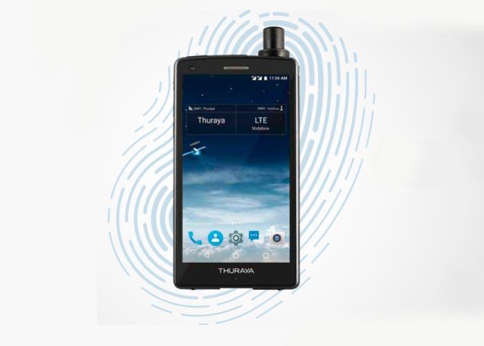 El primer Android con conexión por satélite llega por 1.200 dólares