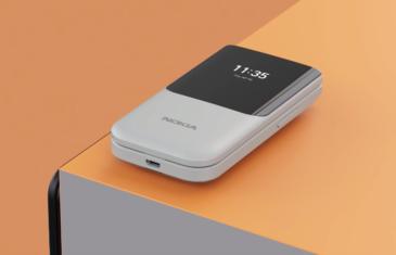 Nuevos móviles básicos de Nokia con WhatsApp, Google Assistant y Google Maps
