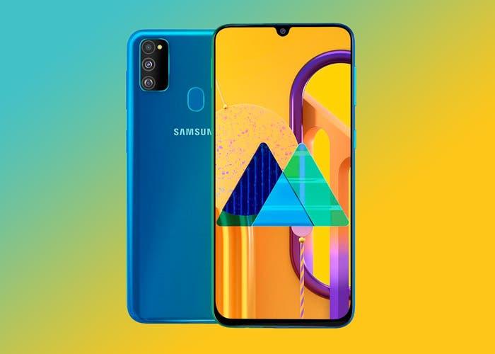 Oferta del Samsung Galaxy M30s, el mejor precio hasta la fecha en Amazon