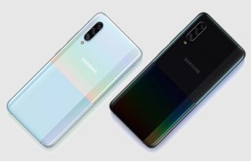 El Samsung Galaxy A90 5G es oficial, otro gama alta con conectividad 5G