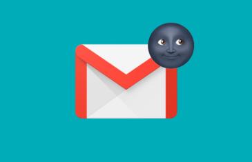 Gmail para Android ya tiene un modo oscuro para todos y así puedes probarlo