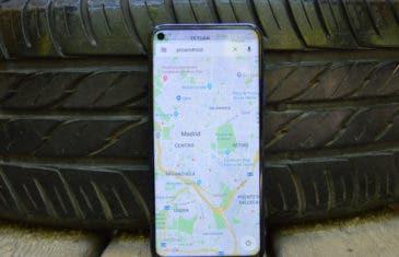 Google Maps ya permite reportar si hay obras en el camino