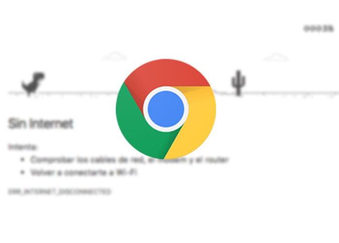 Google Chrome trabaja en nuevos minijuegos como el del dinosaurio