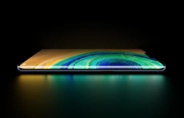 El Huawei Mate 30 Pro podría llegar sin botones físicos de volumen