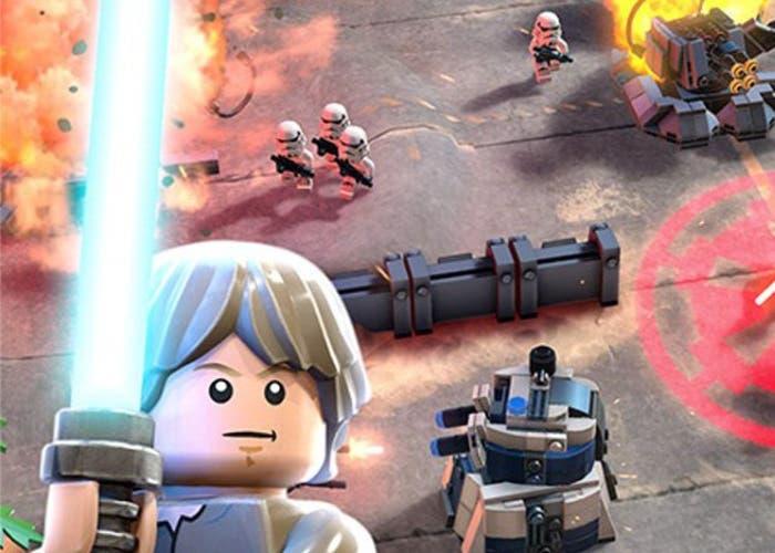 LEGO Star Wars Battles: así será el nuevo juego para móviles que repasará toda la saga