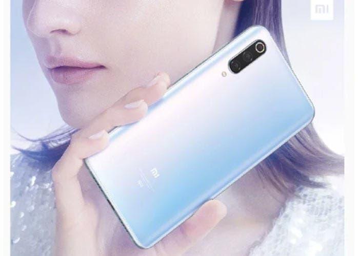 Xiaomi Mi 9 Pro 5G: se confirma la pantalla curva y la trasera