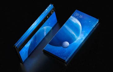 Xiaomi patenta dos nuevos móviles plegables inspirados en el Mi MIX Alpha