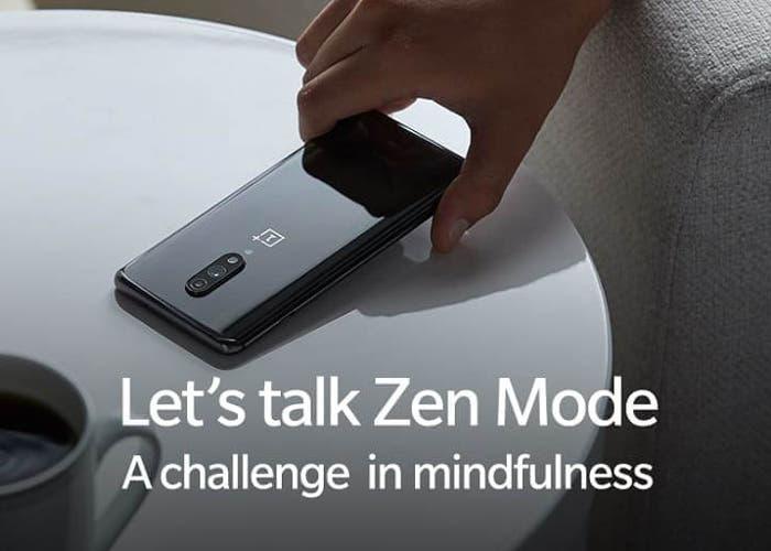 El Modo Zen de OnePlus llega a Google Play en forma de aplicación para más dispositivos