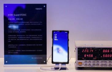 OPPO iguala a Xiaomi con la carga inalámbrica de 30W