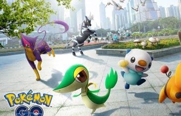 Pokémon GO comienza a añadir los Pokémon de quinta generación