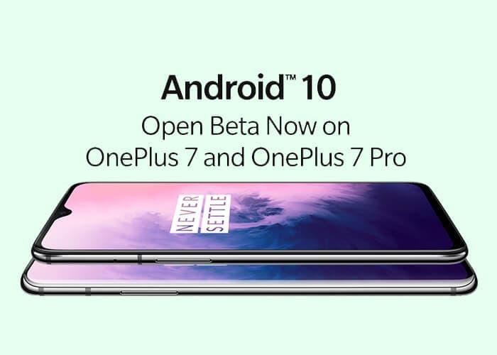 Cómo instalar Android 10 en el OnePlus 7 y en el OnePlus 7 Pro