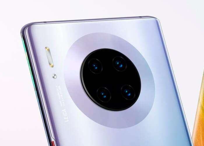 Esta es la potencia del Huawei Mate 30 comparada con sus rivales directos
