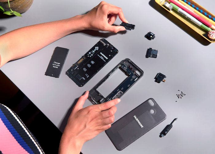 Fairphone 3: el teléfono más ecológico también es el más fácil de reparar