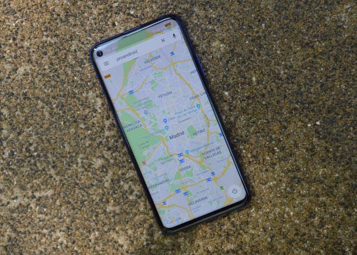 Google Maps prueba un nuevo diseño sin menú lateral y nuevas pestañas