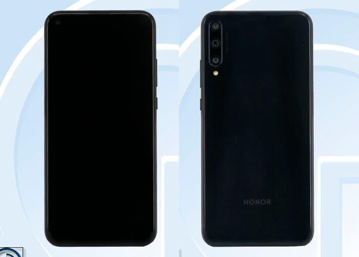 Un nuevo teléfono de Honor pasa por TENAA ¿Sin lector de huellas?