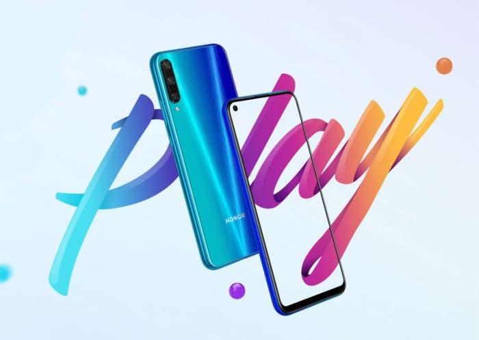 El Honor Play 3 es oficial: el nuevo gama media que quiere competir con el Redmi Note 8 Pro