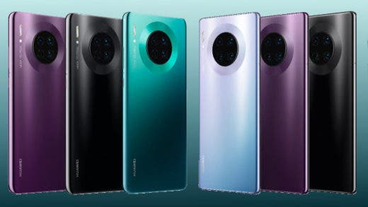 Los Huawei Mate 30 y Mate 30 Pro son oficiales: conoce todos sus detalles
