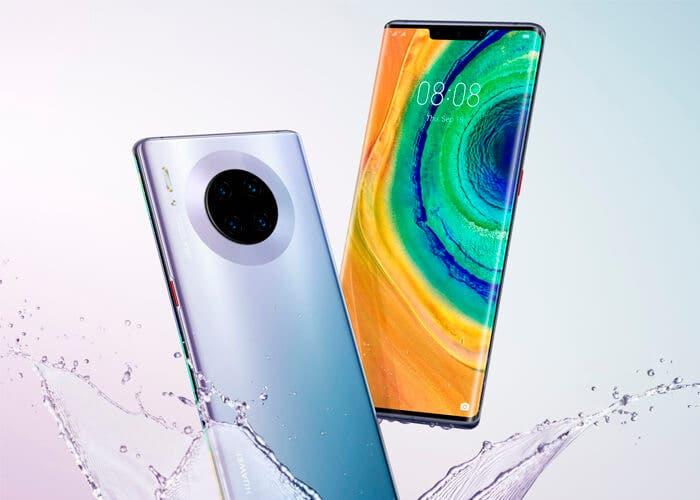 Confirmadas las características de cámara del Huawei Mate 30 Pro. Será una locura