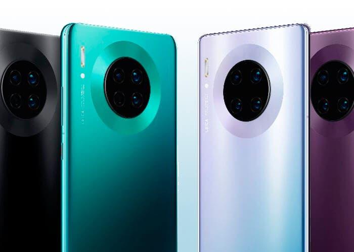 El Huawei Mate 30 Pro podrá grabar cámara lenta a 7.680 fps