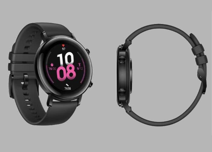 El Huawei Watch GT2 es oficial: así es el nuevo smartwatch de la marca