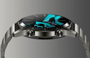 Así será el Huawei Watch GT2 que se presentará junto a los Mate 30
