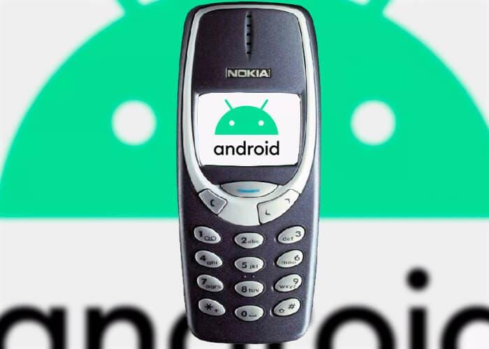 Así funciona Android en teléfonos no táctiles ¿Práctico o innecesario?
