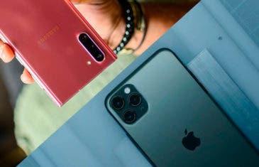 iPhone 11 Pro vs Samsung Galaxy Note 10: comparativa de características