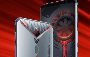 El Nubia Red Magic 5G tendrá la carga más rápida del mercado: 80W