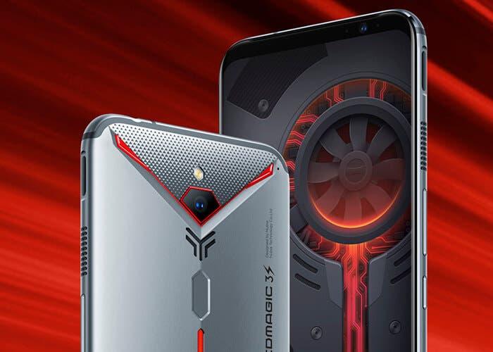 El Nubia Red Magic 3S es oficial: conoce todo sobre el smartphone más potente