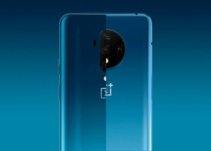 OnePlus 7T y 7T Pro
