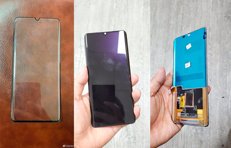 Pantalla curva del Xiaomi Mi 9 Pro 5G