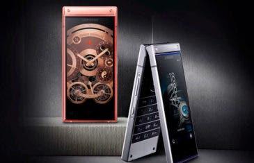 Samsung planea lanzar un móvil tipo concha tan potente como un Galaxy Note 10