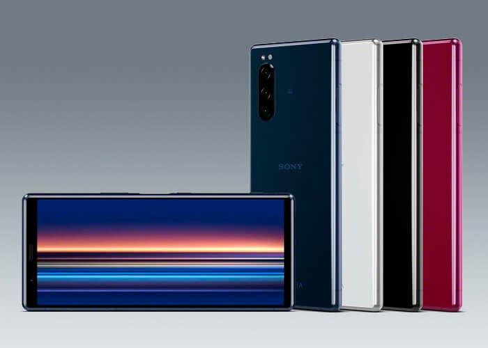 El Sony Xperia 5 es oficial: conoce todos sus detalles