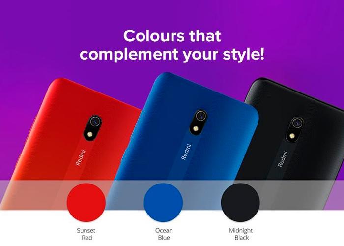 El Xiaomi Redmi 8A es oficial: procesador Qualcomm, pantalla de 6,2 pulgadas y batería infinita