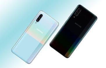 Samsung Galaxy A91: se filtran todas las especificaciones