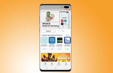 ¿Cuáles son las mejores aplicaciones del año para Samsung?