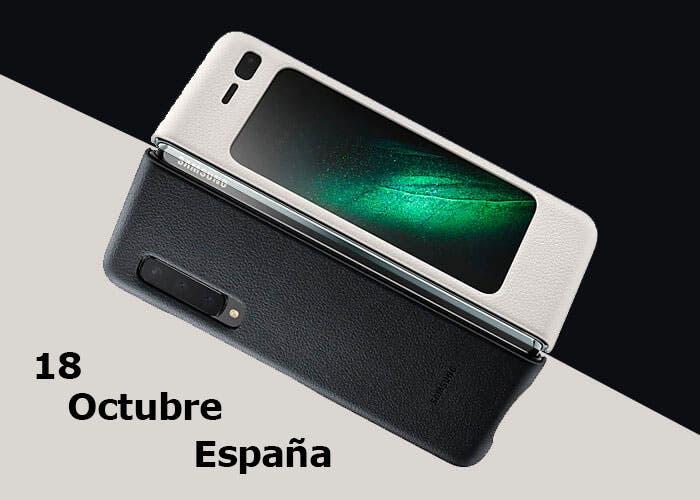 Samsung Galaxy Fold: el móvil plegable ya tiene fecha oficial en España