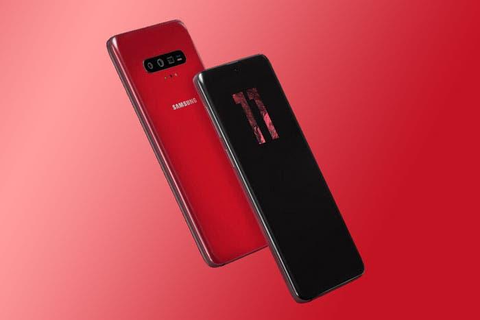 Así podría ser el diseño final del Samsung Galaxy S11