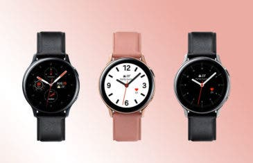 El Samsung Galaxy Watch Active 2 ya es oficial en España: precio y disponibilidad