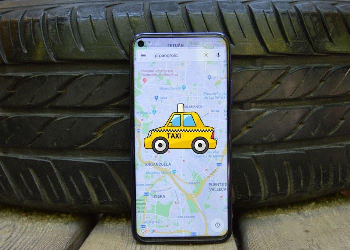 Google Maps extiende a más países el aviso sobre los taxistas y su ruta