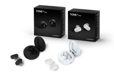 LG lanza unos auriculares autónomos que se desinfectan solos