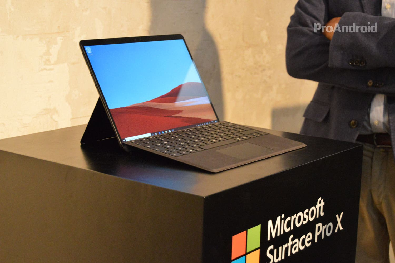 Microsoft Suface: precio y disponibilidad de los nuevos dispositivos de Microsoft