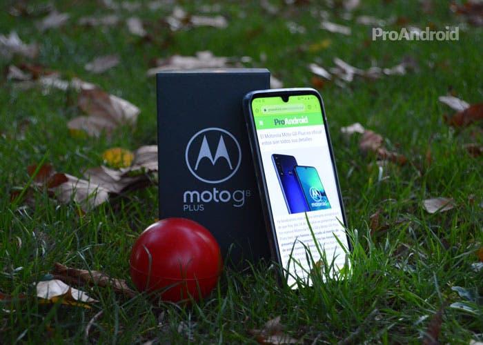Análisis del Motorola Moto G8 Plus: la apuesta por la gama media de una marca que se está reinventando