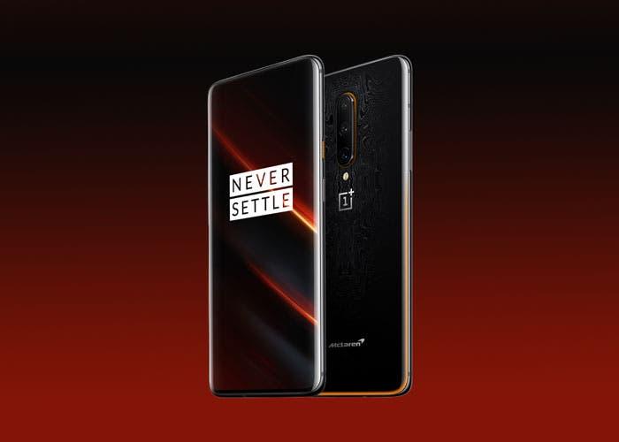 OnePlus 7T Pro 5G McLaren Edition: la compañía china ya tiene su versión 5G