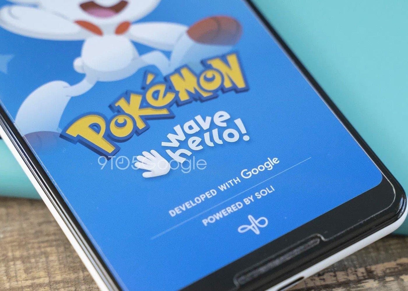 Google y Pokémon se alían: los Pixel 4 incluirán un minijuego exclusivo
