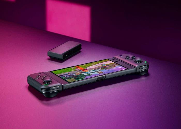 El nuevo mando de Razer convierte tu móvil en una Nintendo Switch